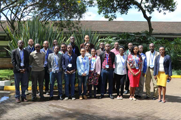 Build, Empower and Amplify: Bioinformatics for agri-research in Africa