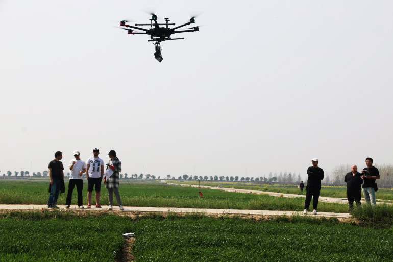 Newton funding to bolster China's long-term growth and global economy with agri-tech innovation
