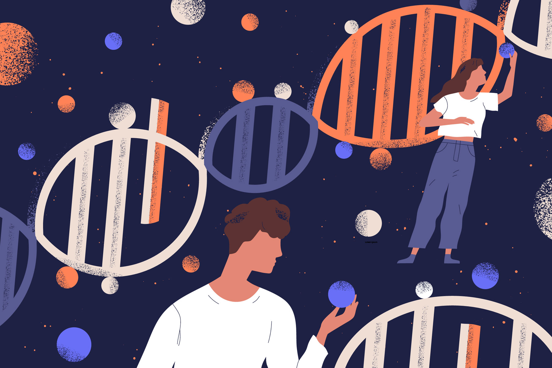 How genomics impacts daily life
