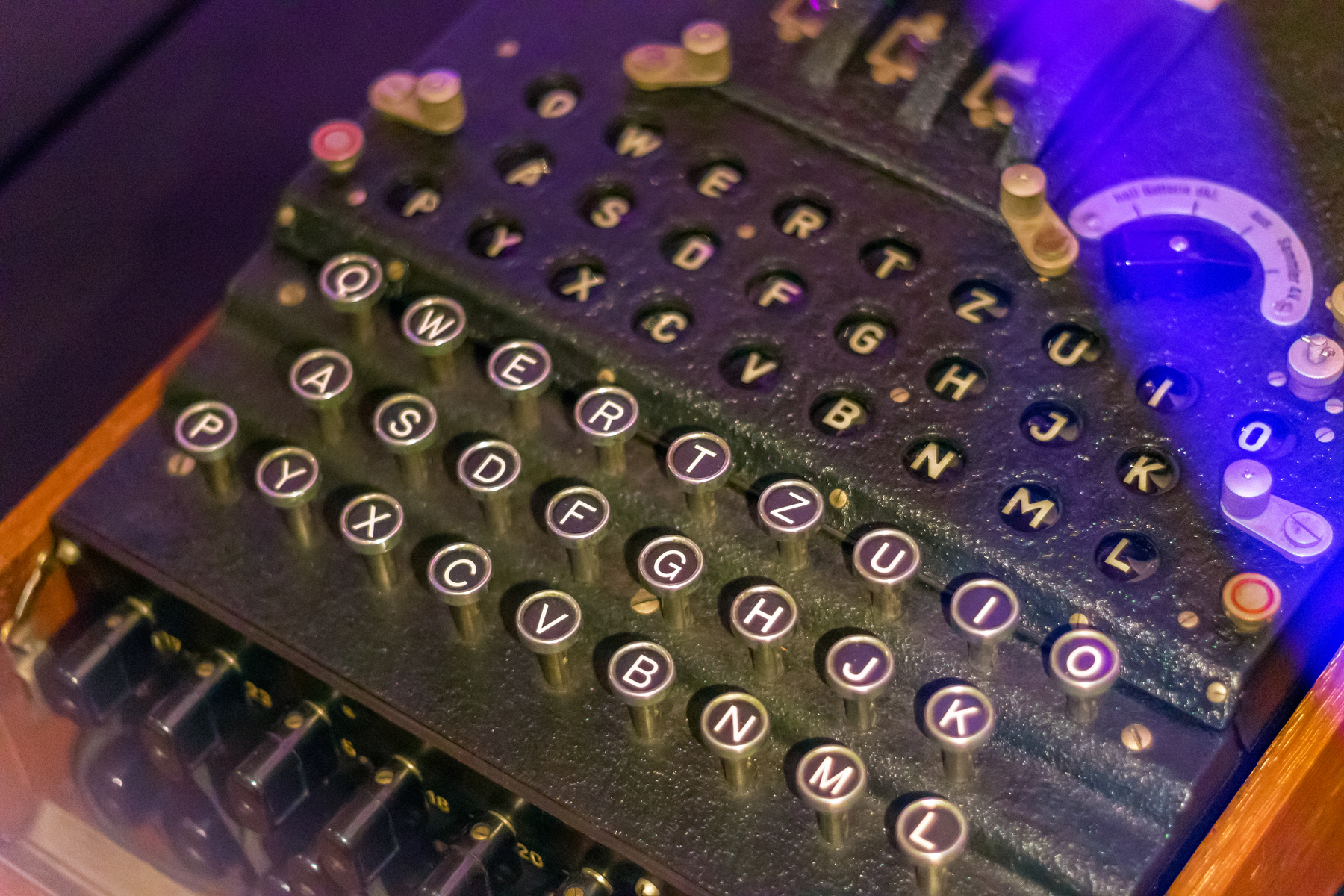 From cracking the Enigma to decoding living systems: Turing's gifts