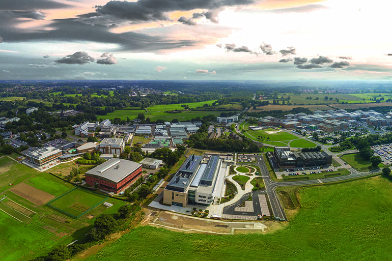 The Norwich Research Park is a global leader in plant and crop science
