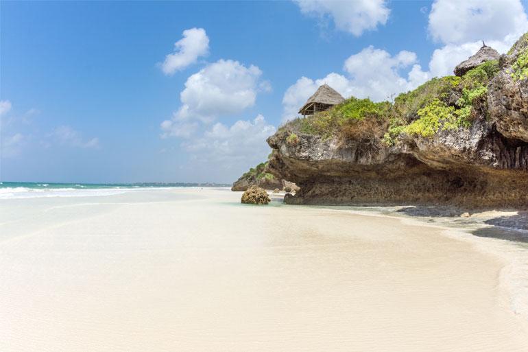 Kilifi beach, Republic of Kenya
