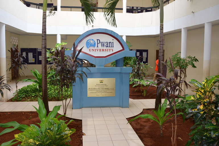 Pwani University, Republic of Kenya