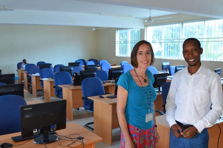 Bioinformatics facilities at Pwani University, Kenya