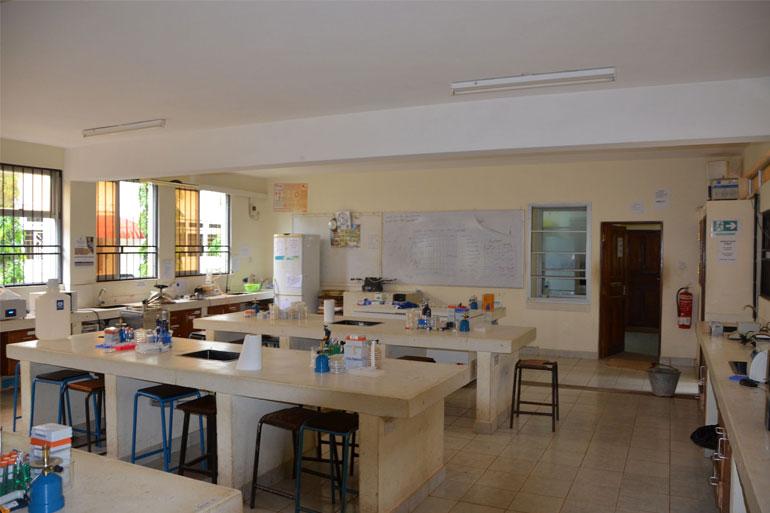 Teaching Facilities at Pwani University, Republic of Kenya