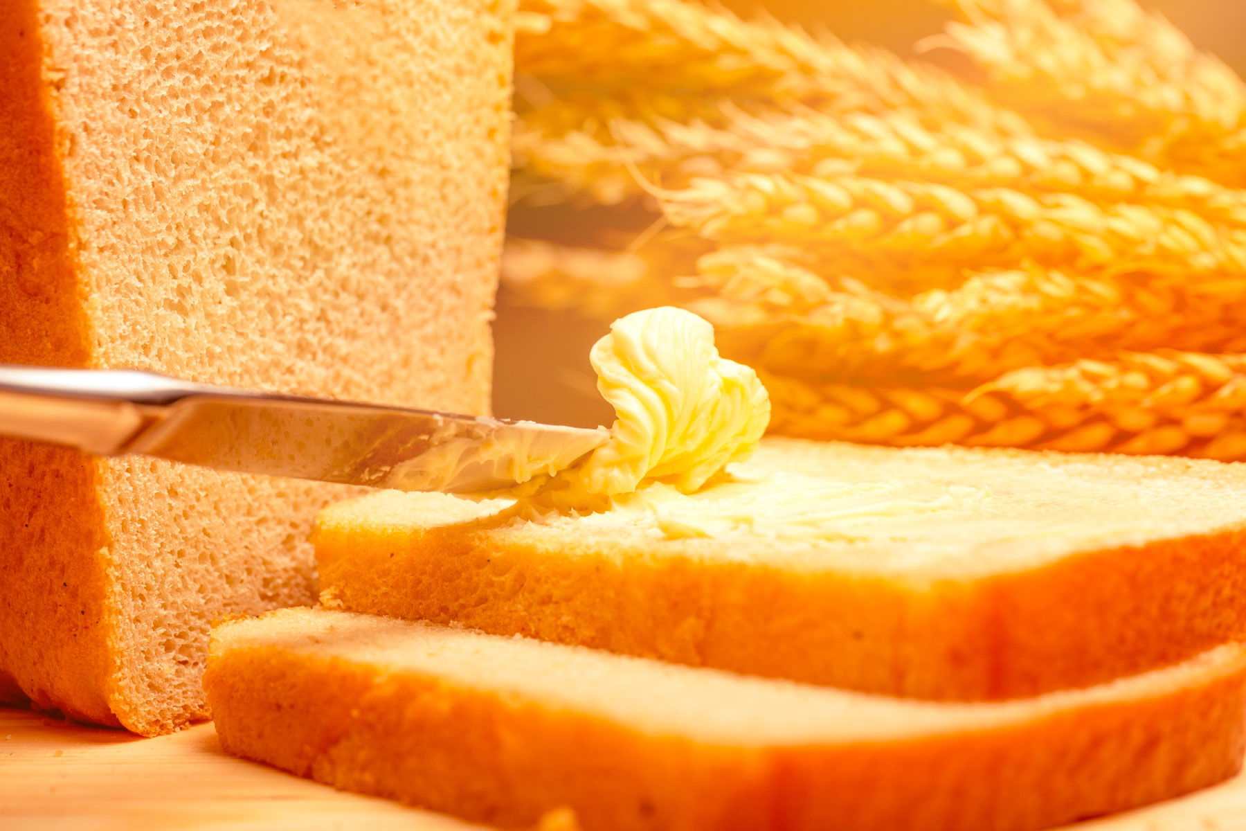 Bread and butter: decoding wheat