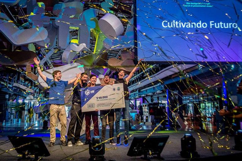 Cultivando Futuro announced as prize winners at TFF
