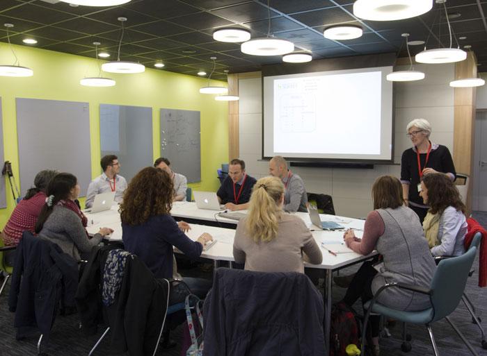BBSRC UK Multi-scale Biology Network