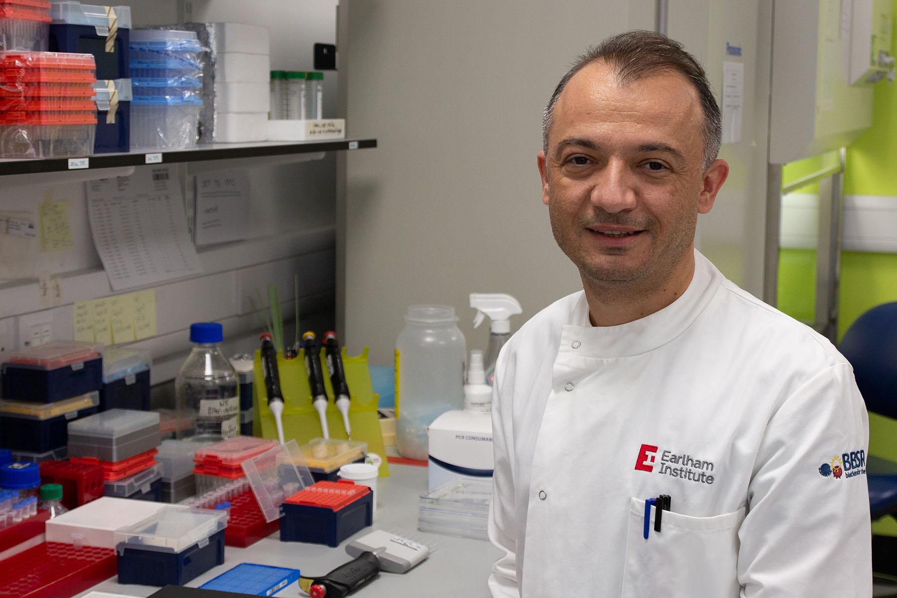 Dr Mehmet Tufan Oz at Earlham Institute
