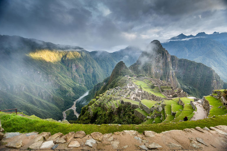 Macchu Picchu - Peru