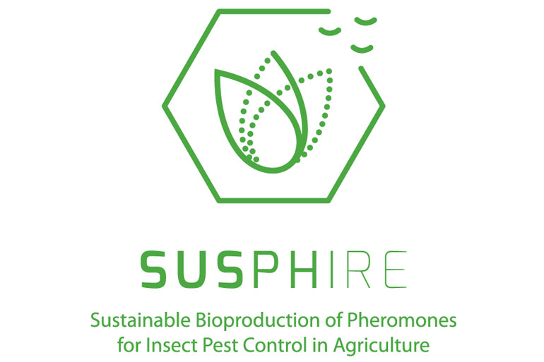 Sustainable Bioproduction of Pheromones for Insect Pest Control in Agriculture
