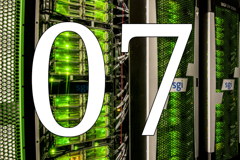 Ten years of leading the field decoding complex non-human genomes - Supercomputing