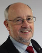 Professor Nigel Brown, OBE, FRSE, FRSB, FRSC
