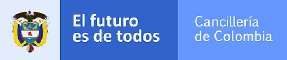 Cancilleria de Colombia logo