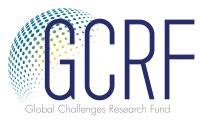 UK Research and Innovation Global Challenges Research Fund logo