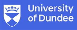 ELIXIR-UK All Hands 2019 University of Dundee logo
