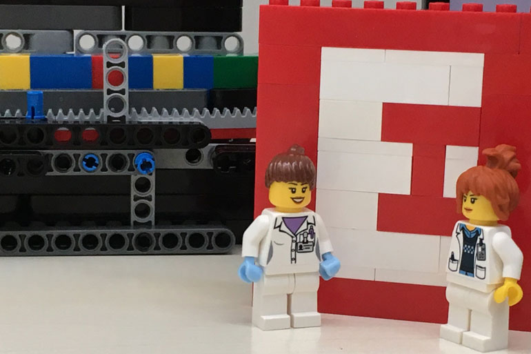 First EI LEGO sequencer, human DNA and endangered species: Earlham Institute does Norwich Science Festival