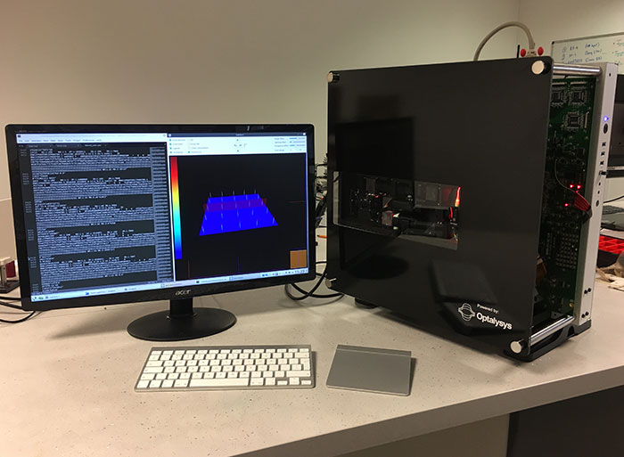 Optalysys and Earlham Institute demonstrate results of breakthrough Optical Processing for Sequence Alignment