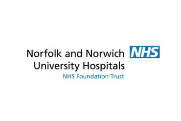 Norfolk and Norwich University Hospitals logo