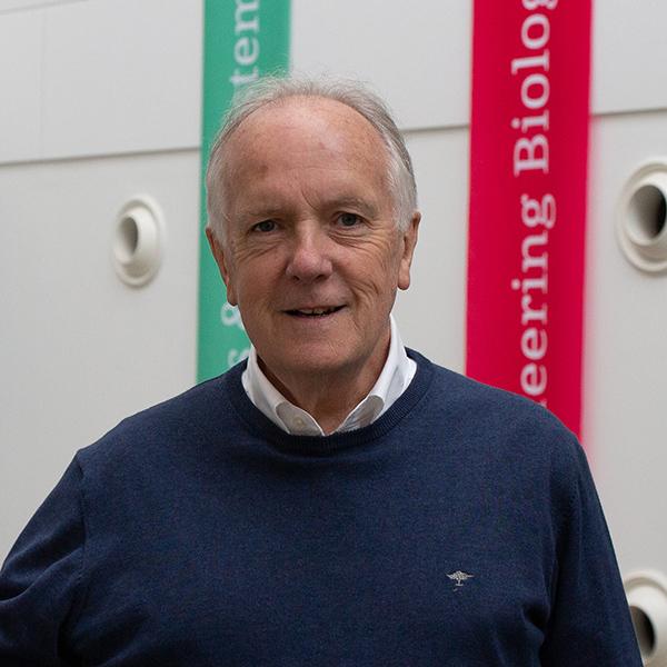 Photo of Dr Berwyn Clarke
