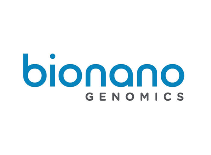 Bionano Genomics logo