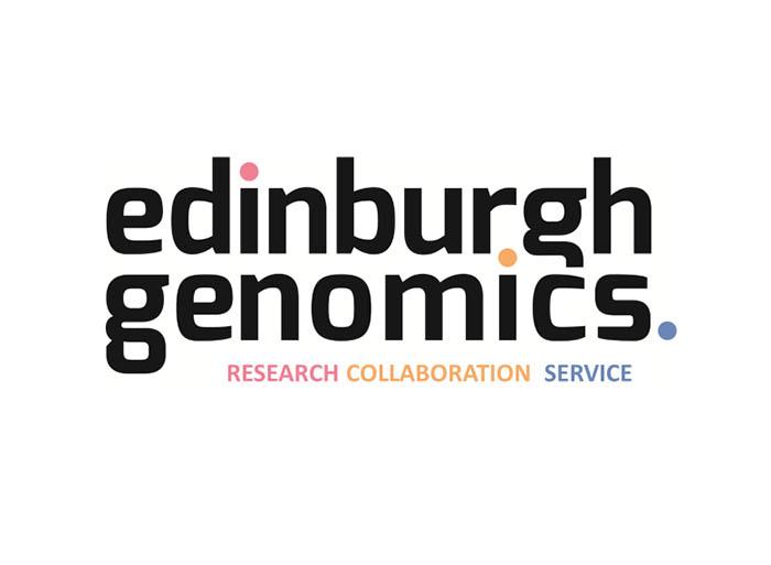 Edinburgh Genomics logo