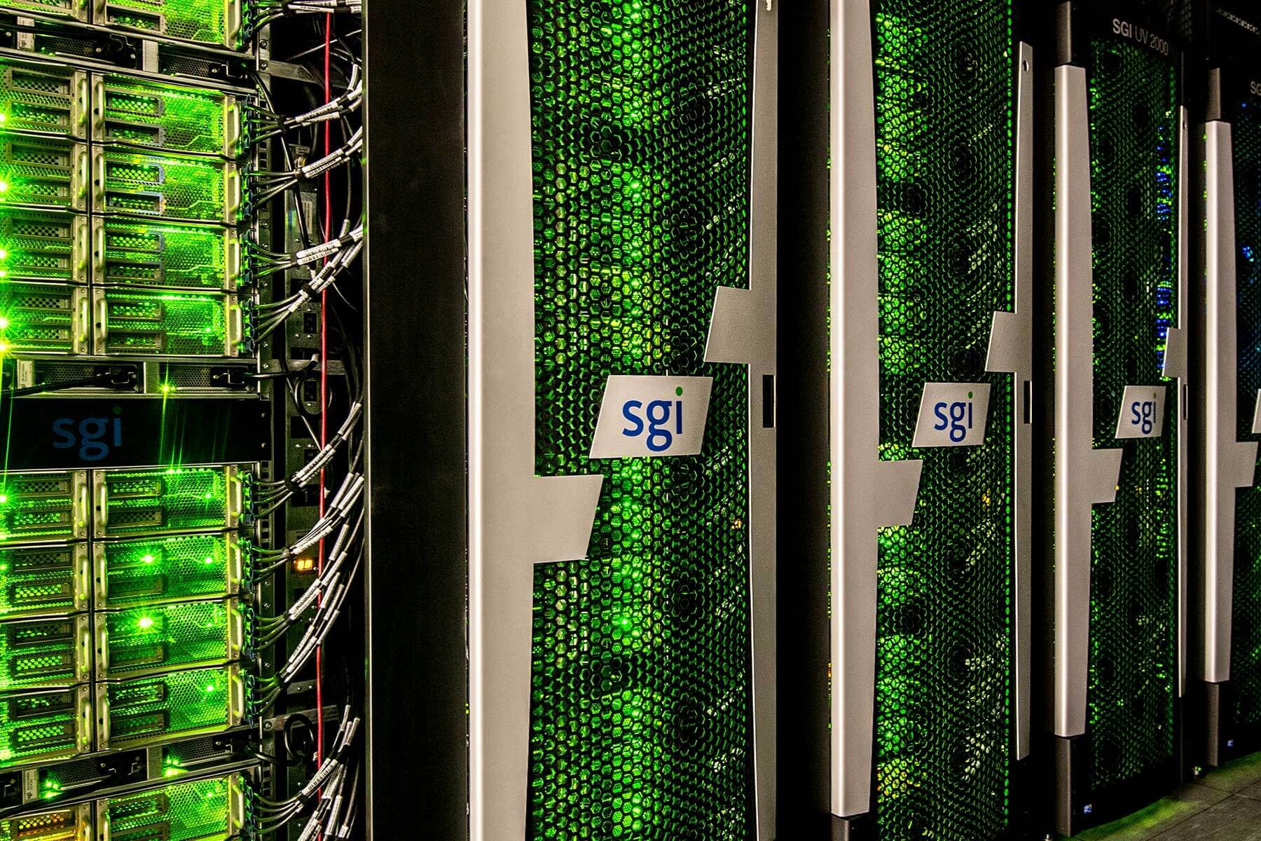 Digital biology requires large HPC infrastructure for big data analysis