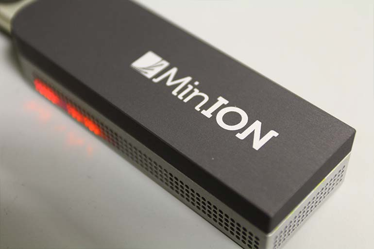 Oxford Nanopore MinION