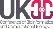 UK Conference of Bioinformatics and Computational Biology logo